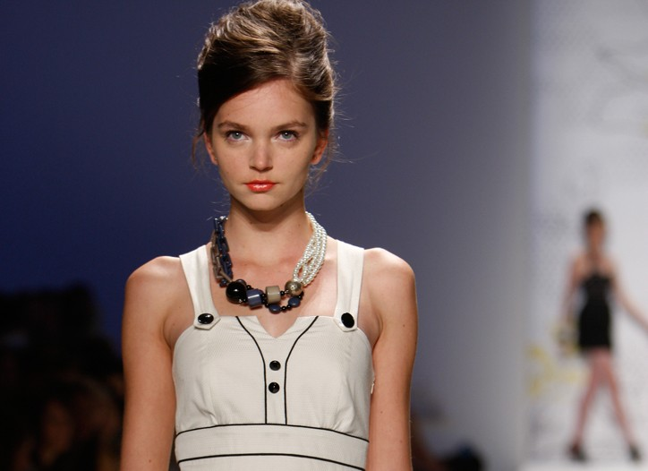 Twinkle by Wenlan RTW Spring 2009