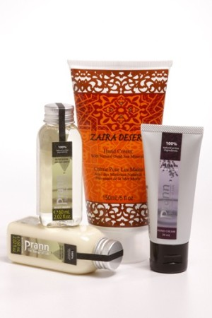 Prann and Nature's Minerals marked Pier 1's entry into personal care.