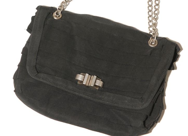 A Lanvin bag.