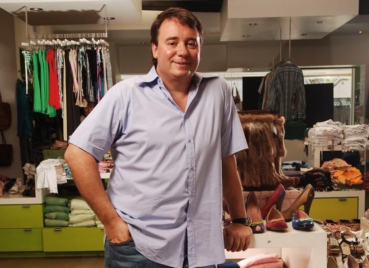 Fraser Ross, owner, Kitson boutiques