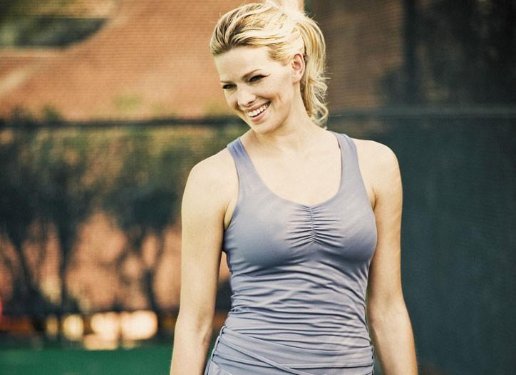 A LIJA tennis look.