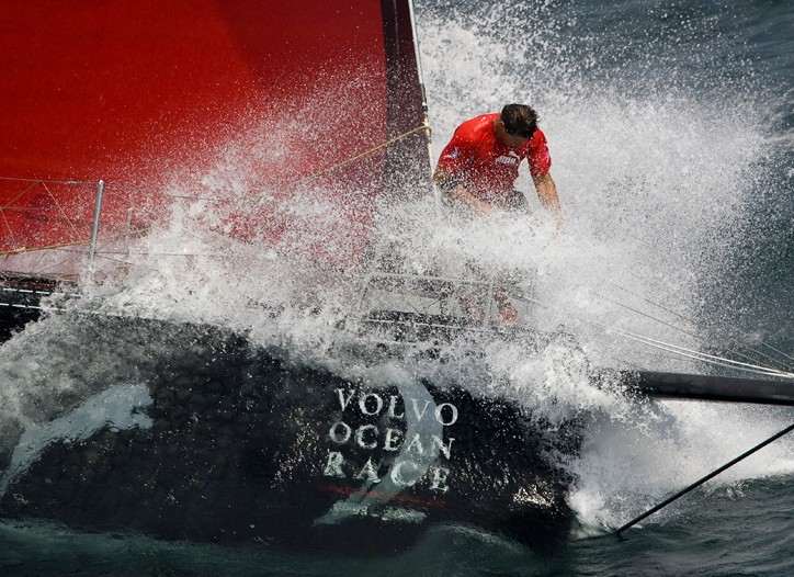 Puma's entry in the Volvo Ocean Race.