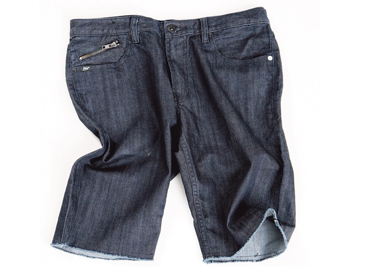 Selecter denim shorts by Fox Racing, $59.50