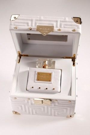 Versace's gilded $2,100 scent.