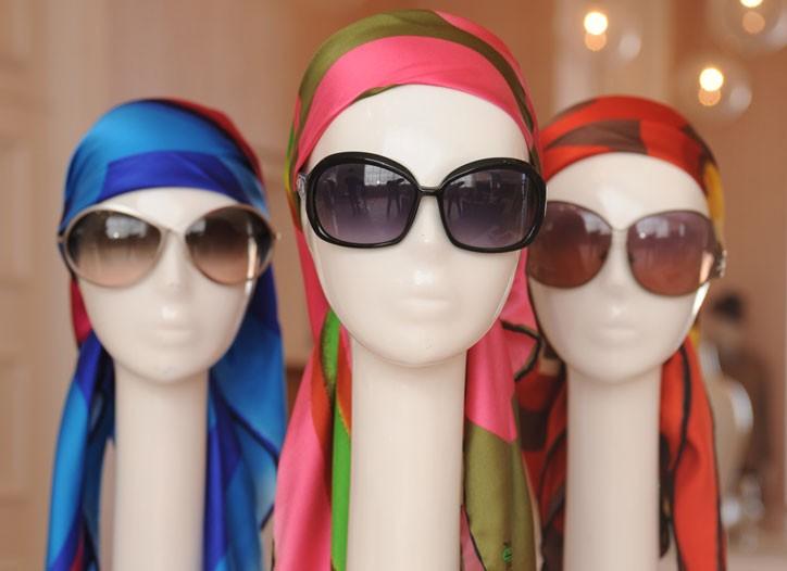Sunglasses by Trina Turk.