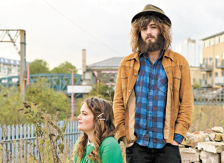 Julia and Angus Stone