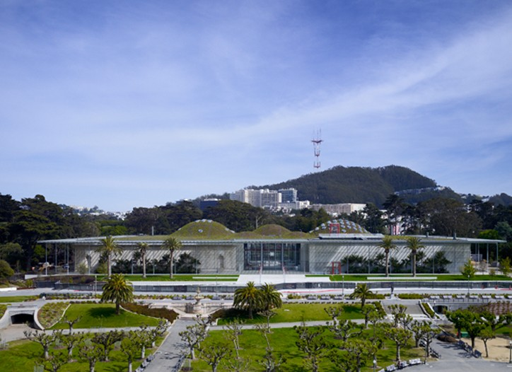 The California Academy of Sciences.