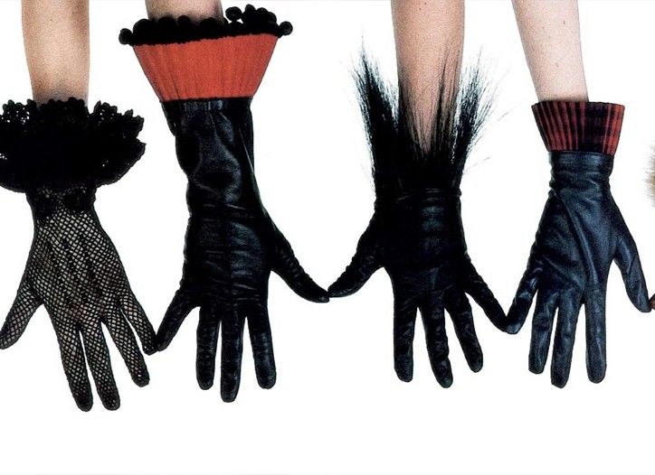 """A focus on gloves in """"American Fashion Accessories."""""""