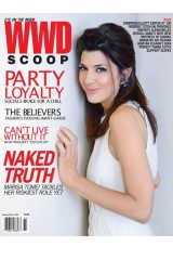 WWD Scoop November 2008 Cover