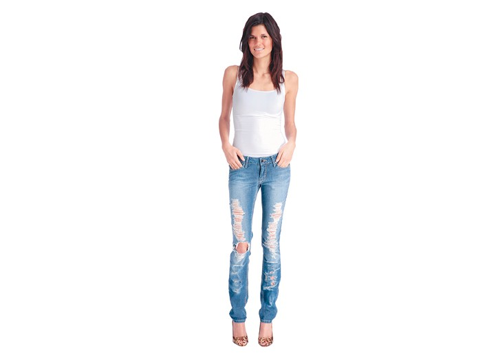 Members Only's Ripper skinny jeans.