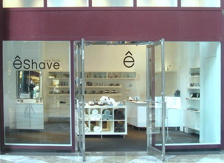 EShave's Winter Garden store.