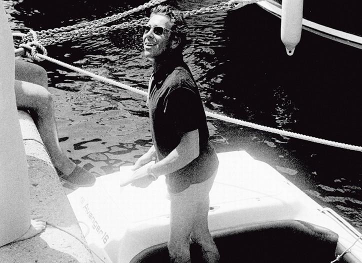 British photographer and royal husband, Lord Antony Snowdon.  8/1/70