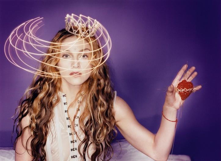 Madonna by David LaChapelle.