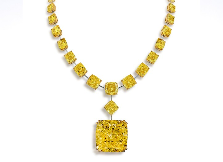 One of Graff's rarefied diamond jewels.