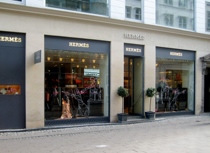 Hermès said the economic climate should continue to be rough through the end of the year.