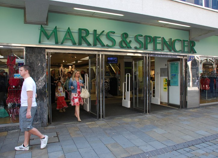 British retailers like Marks & Spencer are offering discounts in addition to the government's price cuts.