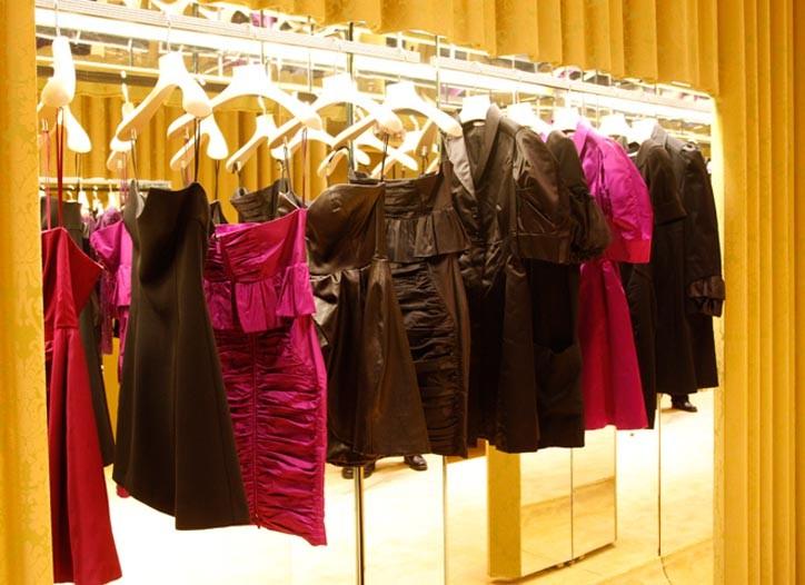 A view of Miu Miu's third New York store.