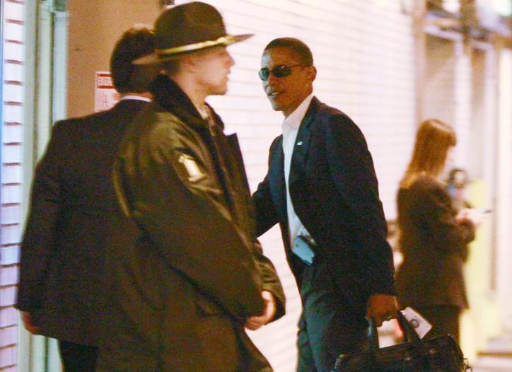 U.S. President-elect Senator Barack Obama.