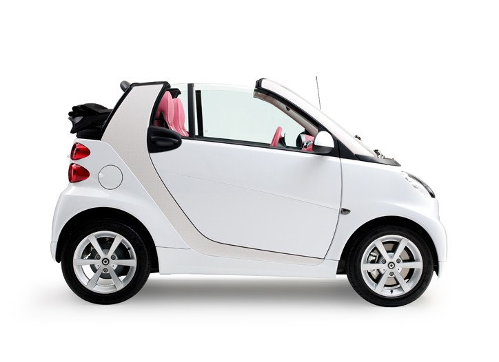 Smart car by Hermes.