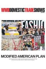 WWD Domestic Trade Shows December 2008 Cover