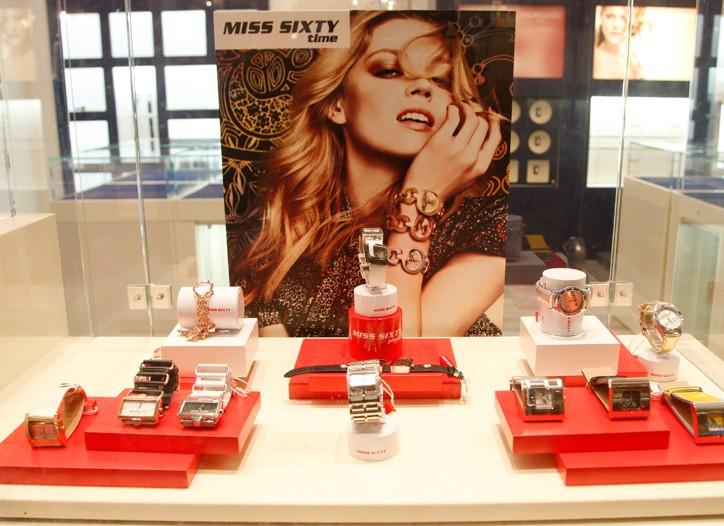 The Morellato store in New York.