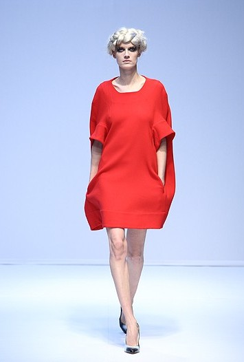 Cathy Pill spring couture 2009