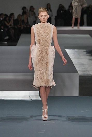 Elie Saab spring couture 2009