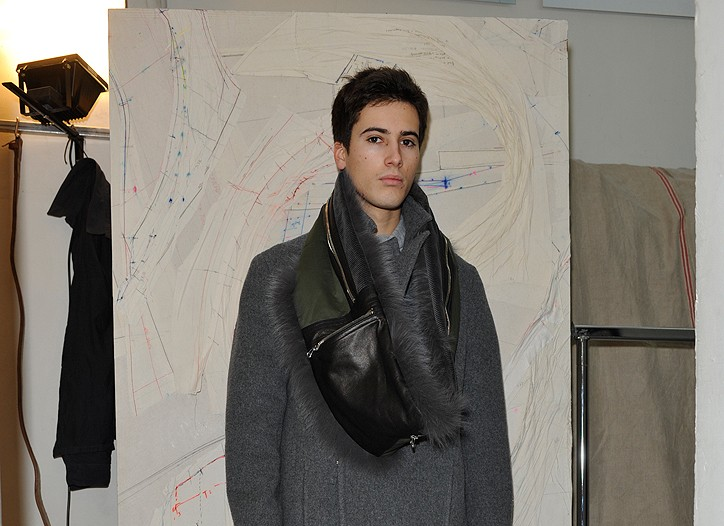 Gustavo Lins Presentation Men's Fall 2009