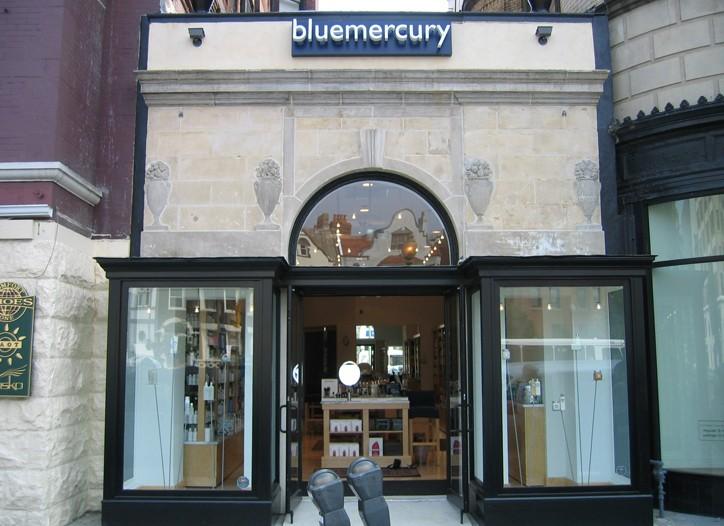 Bluemercury's Dupont store.