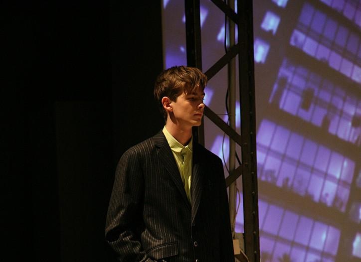 Io Ipse Idem by Romeo Gigli Men's Fall 2009