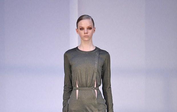 Marco de Vincento spring couture 2009