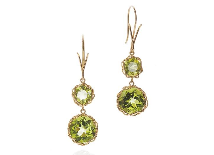 Dean Harris earrings.