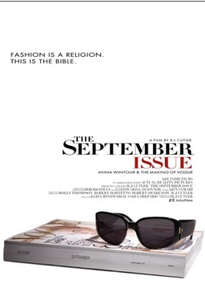 Cover of The September Issue.