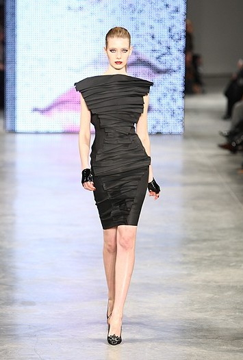 Stéphane Rolland spring couture 2009