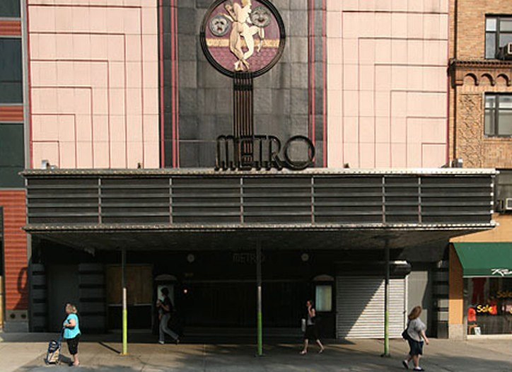 Urban Outfitters will open a store in the former Metro theater.