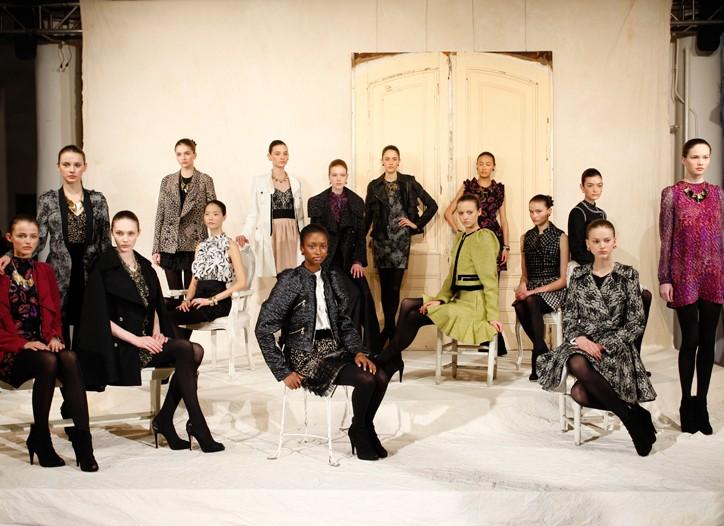 Bensoni RTW Fall 2009