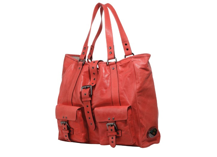 Mulberry leather bag