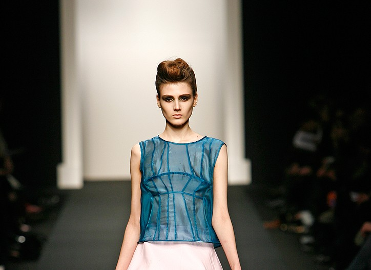 Next Generation Alessia Xoccato RTW Fall 2009
