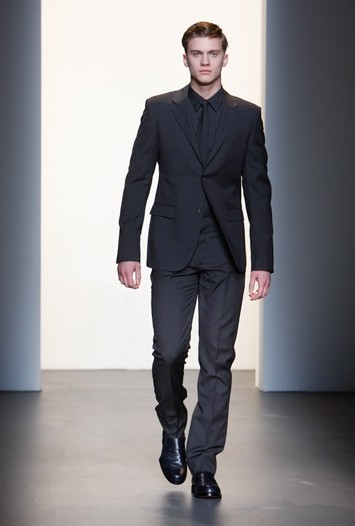 Calvin Klein Collection Men's RTW Fall 2009