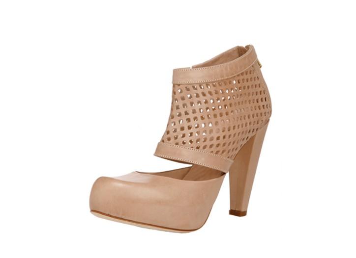 Loeffler Randall leather shoe