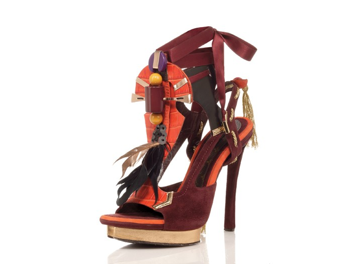 Louis Vuitton shoes.