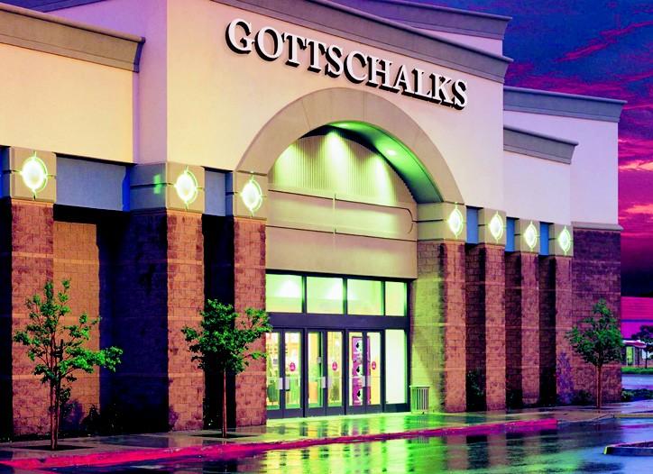 Gottschalks is seeking investment capital to help it stay afloat.