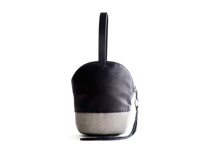 A Chado Ralph Rucci by Leonello Borghi bag.
