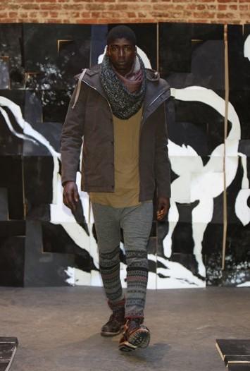 Yigal Azrouël Men's RTW Fall 2009