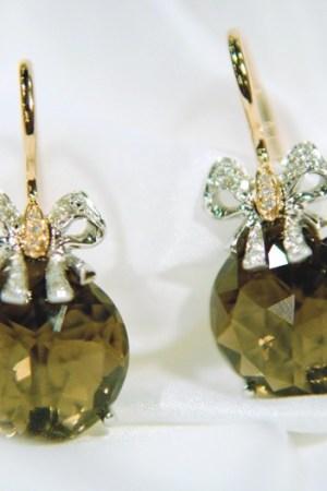 Rosato earrings.