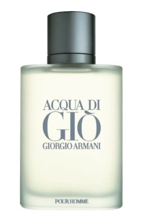 Acqua di Gio Pour Homme, 2008's number-one scent.
