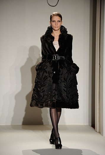 Collette Dinnigan RTW Fall 2009