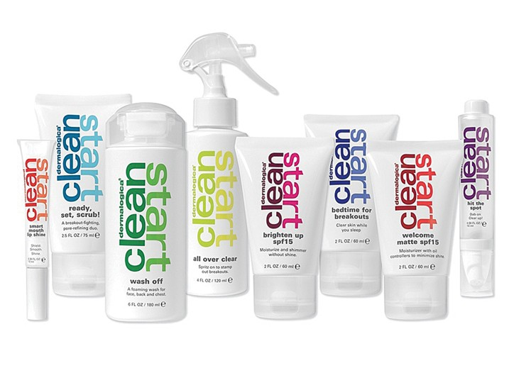 Dermalogica's line for teens and preteens.