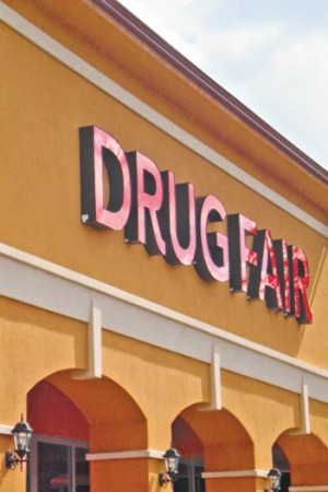 A Drug Fair store in Millburn, N.J.