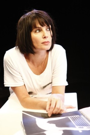 "Sadie Frost in ""Touched…For the Very First Time."""